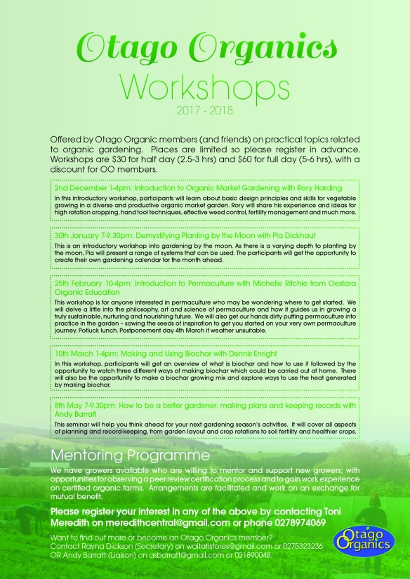 10182 - Otago Organics - Associate Programme2